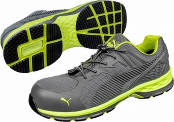 Puma werkschoenen Fuse Motion Green low