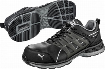 NEW!! Puma safetyboots Velocity Black low