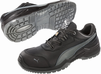 Puma safetyboots Argon RX Low Black