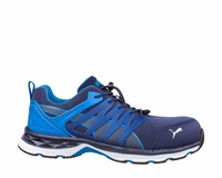 NEW!! Puma safetyboots Velocity Blue low