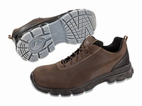 Puma safetyboots Condor Low Brown