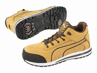 Puma safetyboots Dash Wheat Mid Natural