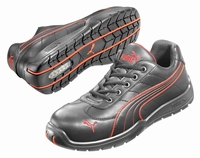 Puma safetyboots Daytona Low Black