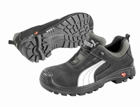 Puma safetyboots Cascades Low Black