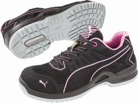 Puma werkschoenen Fuce TC Women Low Pink