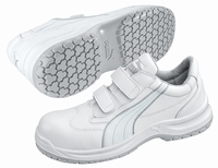 Puma safetyboots Absolute Low white