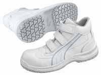 Puma safetyboots Absolute White