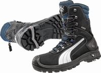 Puma safetyboots Pamir High Black