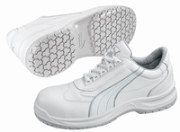 Puma safetyboots Clarity Low white