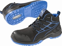 Puma safetyboots Krypton Mid Blue